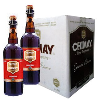 CHIMAY RED 750