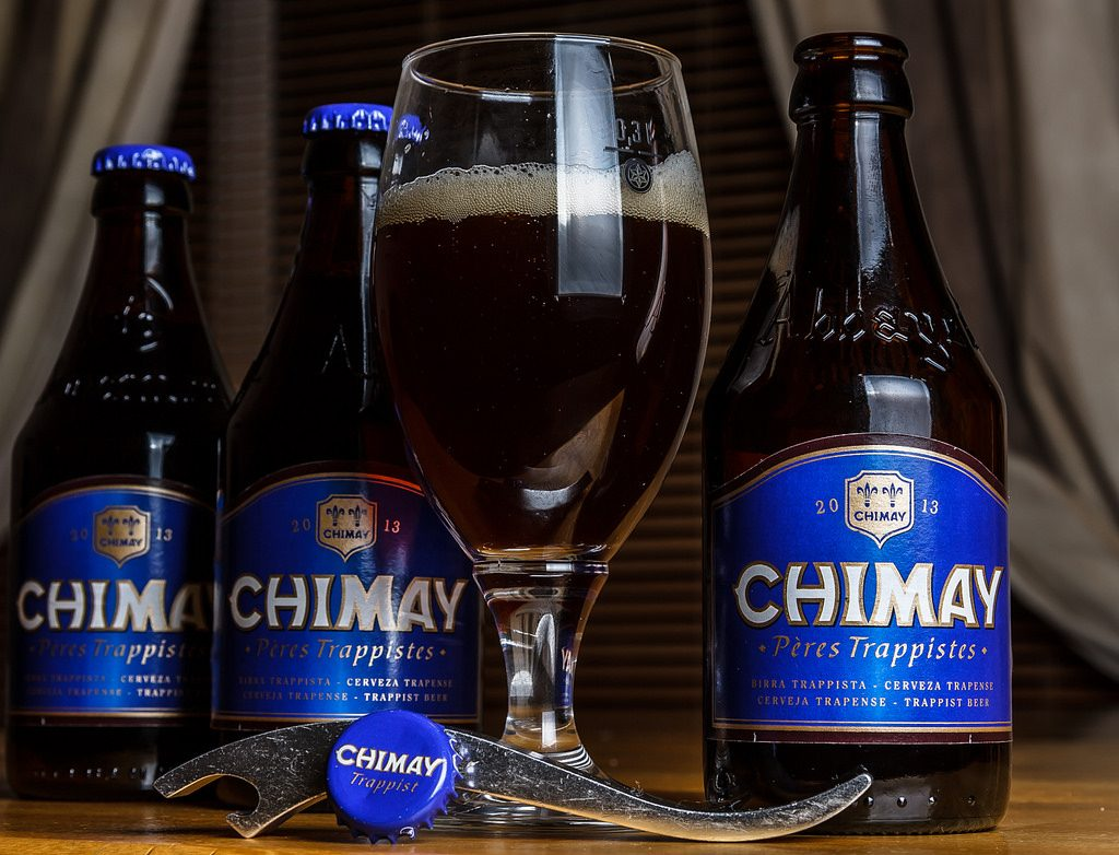 CHIMAY BLUE 330