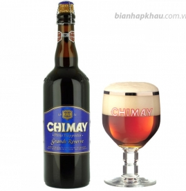 CHIMAY BLUE 750